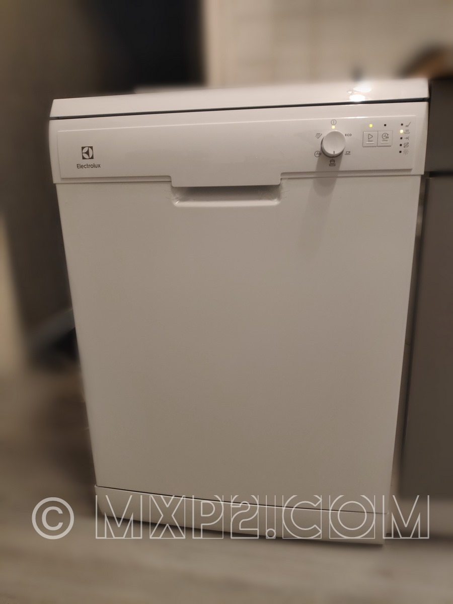 Lave vaisselle posable Electrolux ESF5207LOW – 12 Couverts, 47 dB, Largeur 60 cm, A+