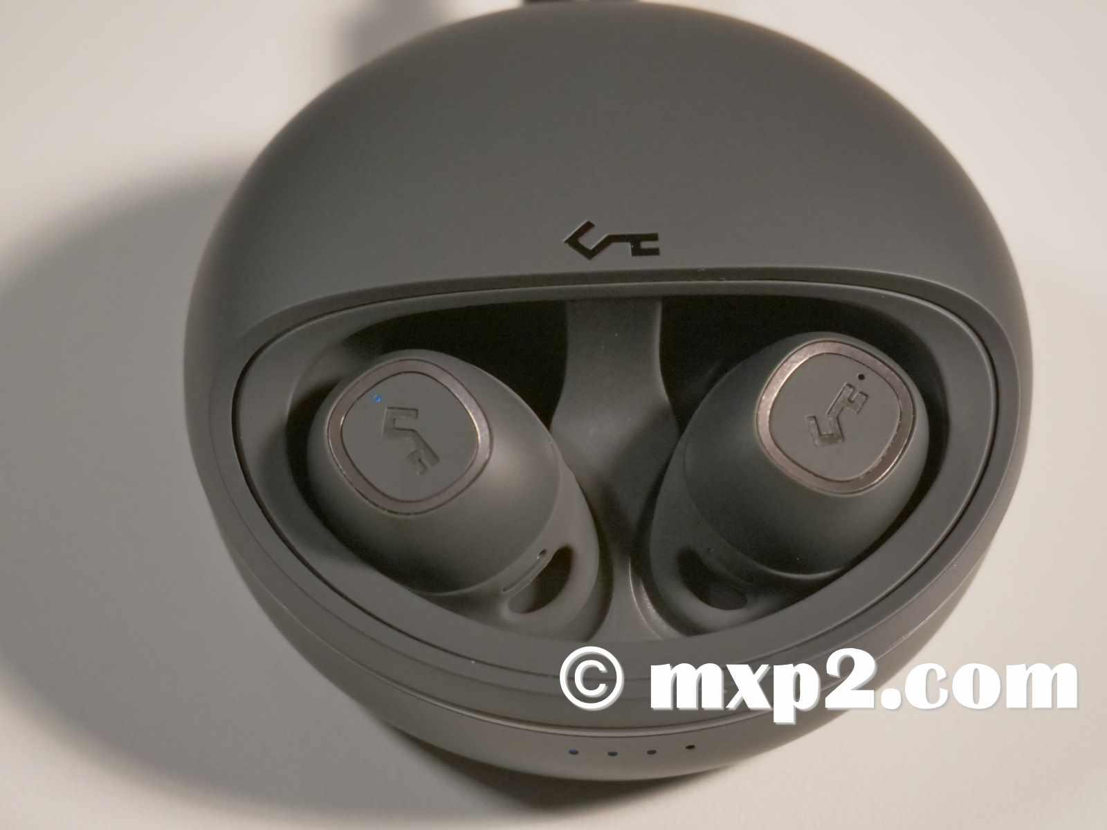 Aukey Key Series T10 Test Avis Écouteurs intra-auriculaires sans-fil true wireless